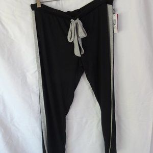 Vince Camuto Drawstring Stripe Lounge Pants NWT
